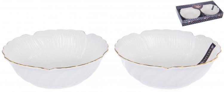 Тарелки, салатники фарфоровые