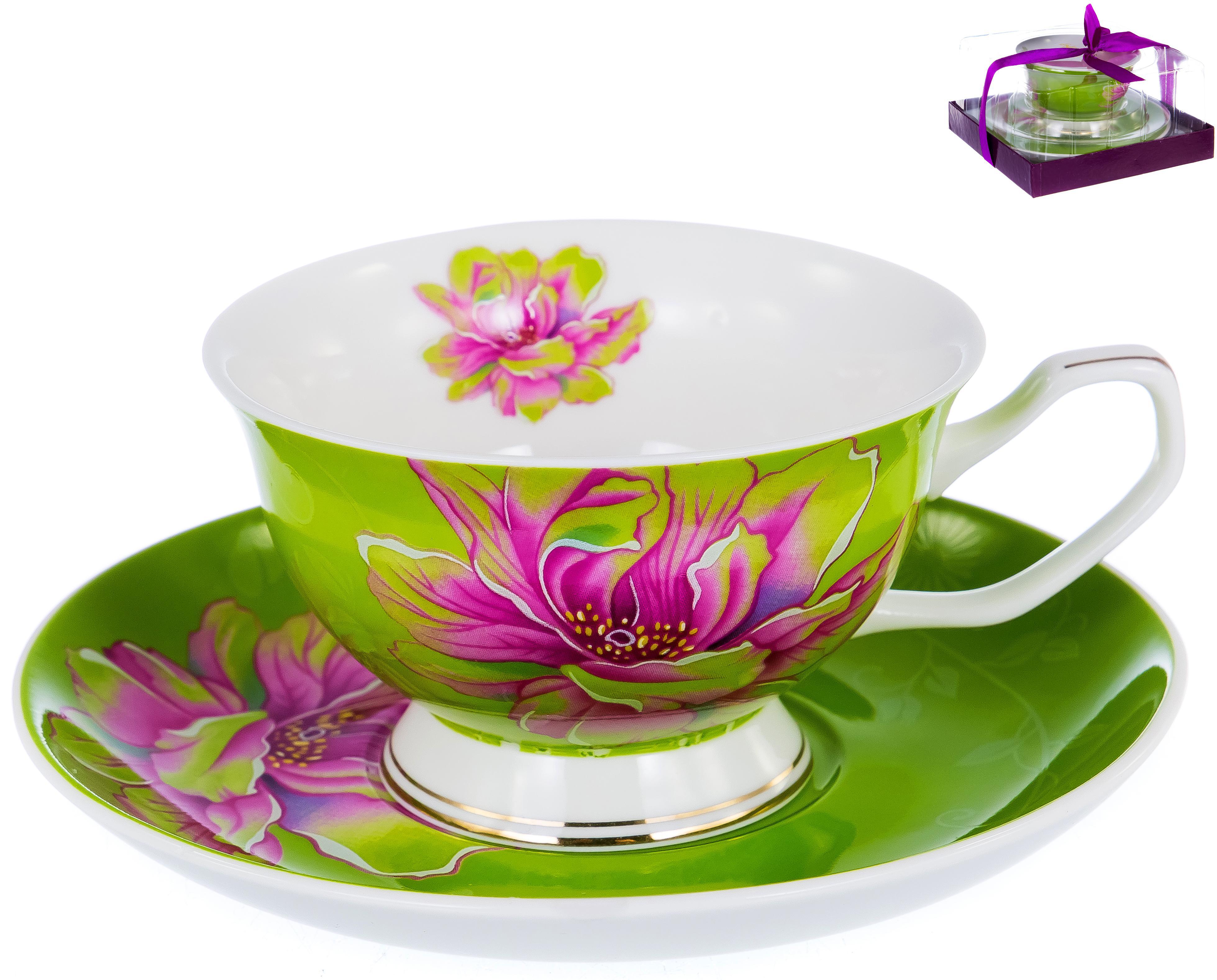 наборы чайной посуды в картинках