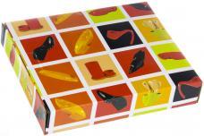 Менажница Лего 2 секции