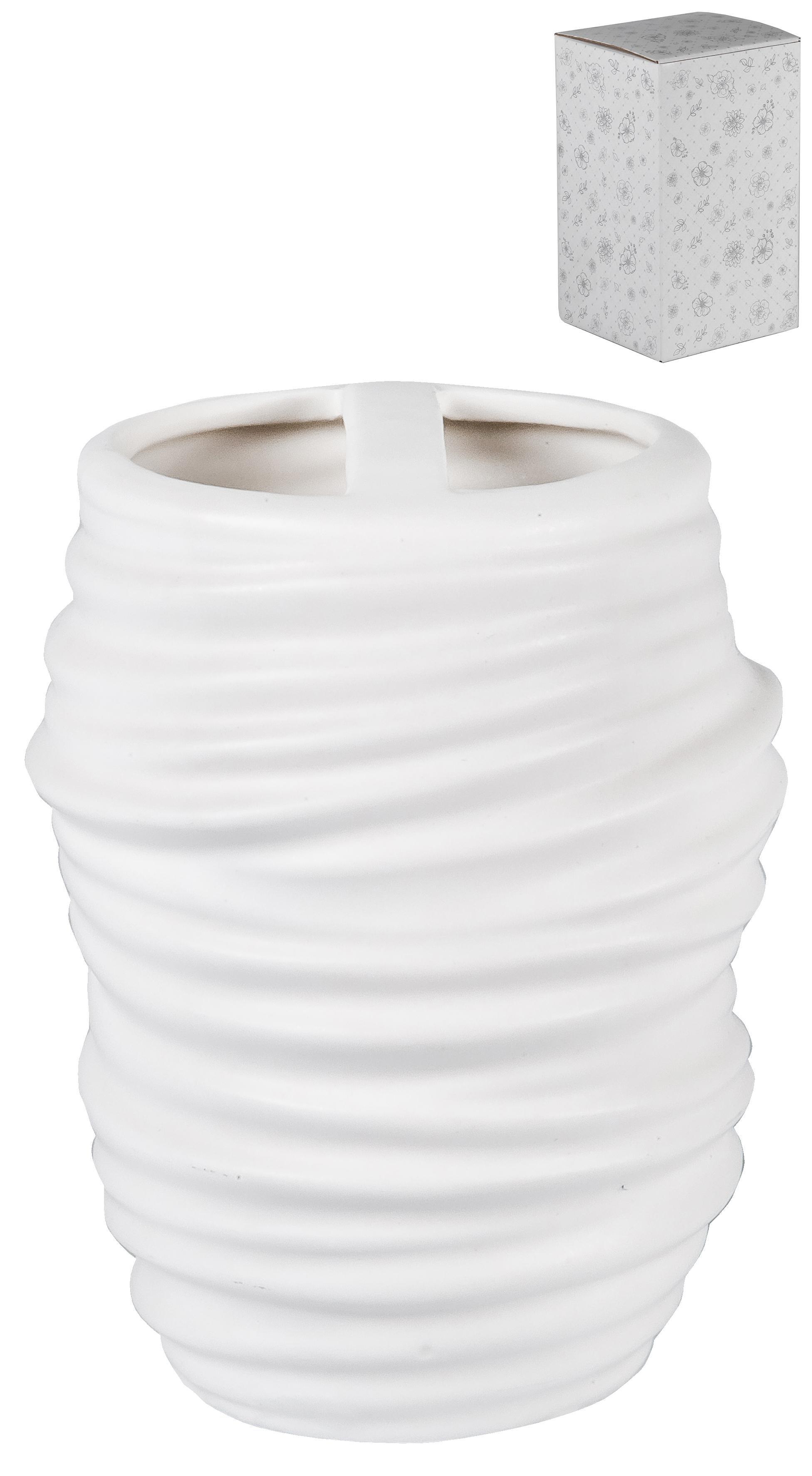Стакан для зубных щеток Bubble «КУВШИН»