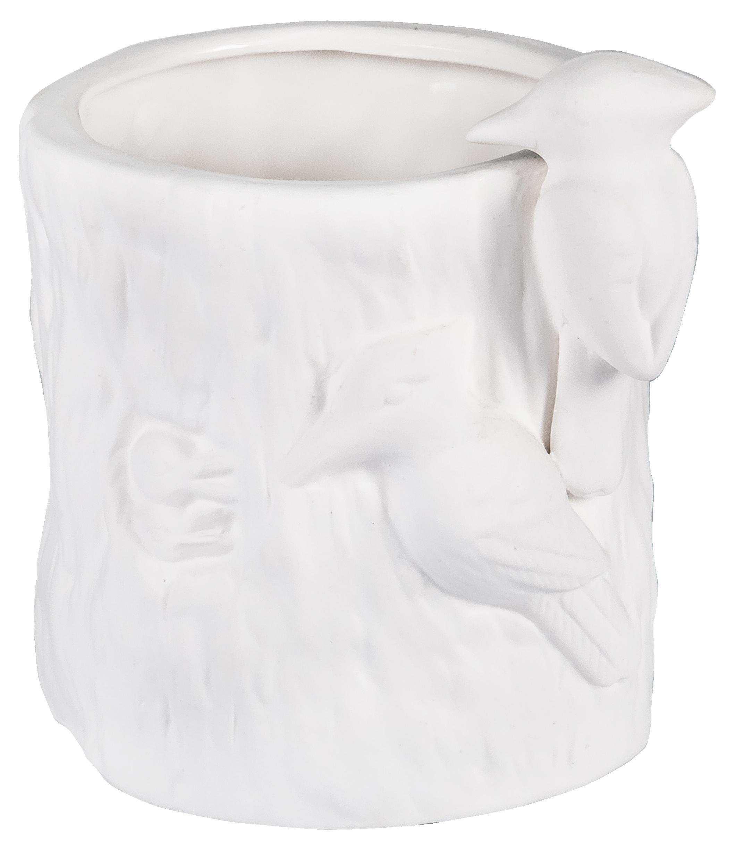 Туалетный ёрш с подставкой Bubble «ЛЕСНОЕ ДЕРЕВО» 37 см, 2 предмета